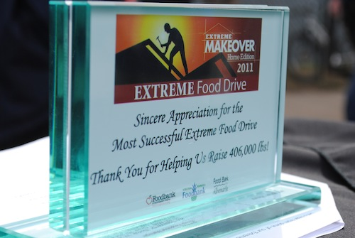 Extreme Food Drive - Foodbank of Southeastern Virginia