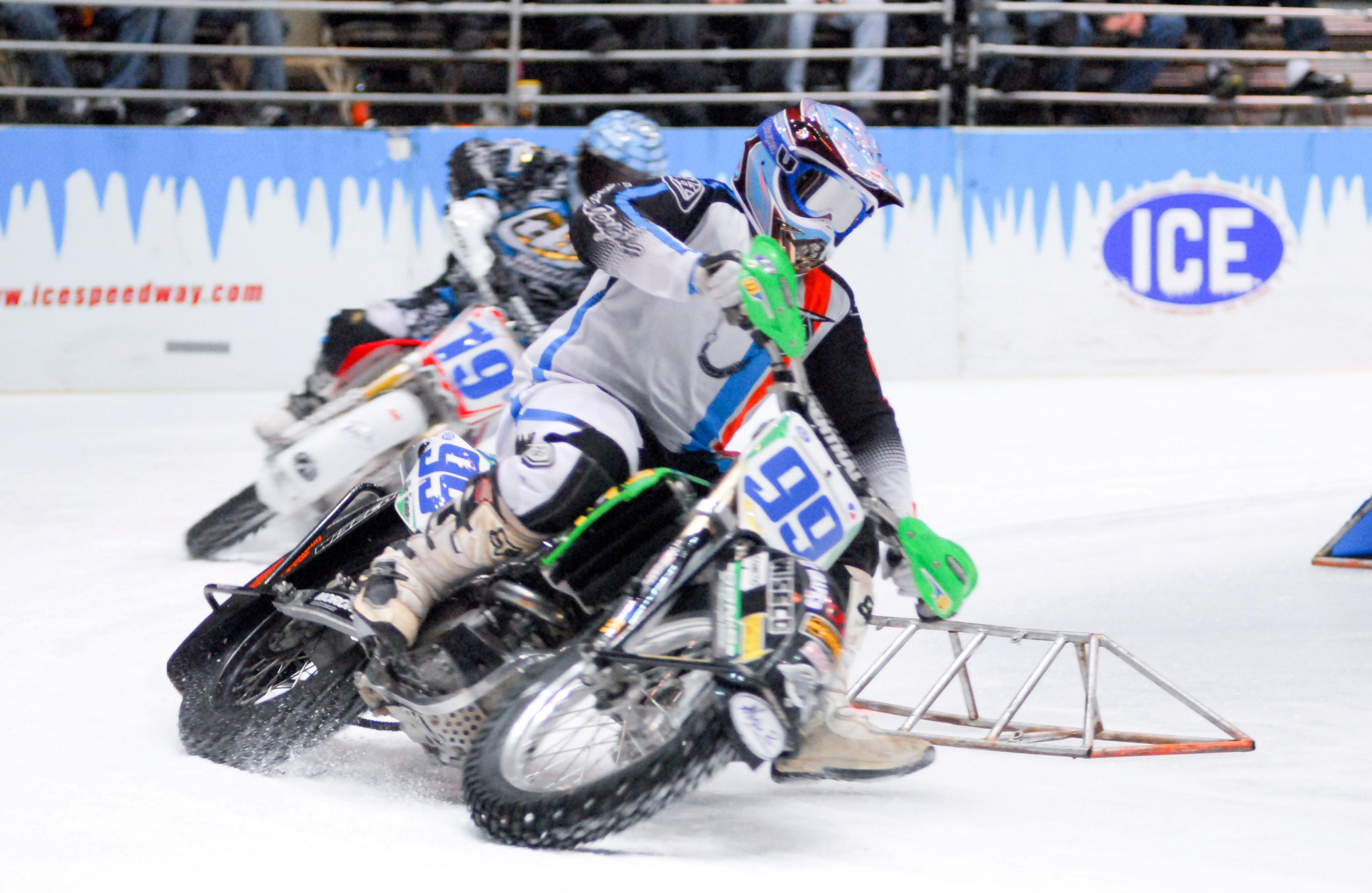 World Championship Ice Racing Hampton Coliseum