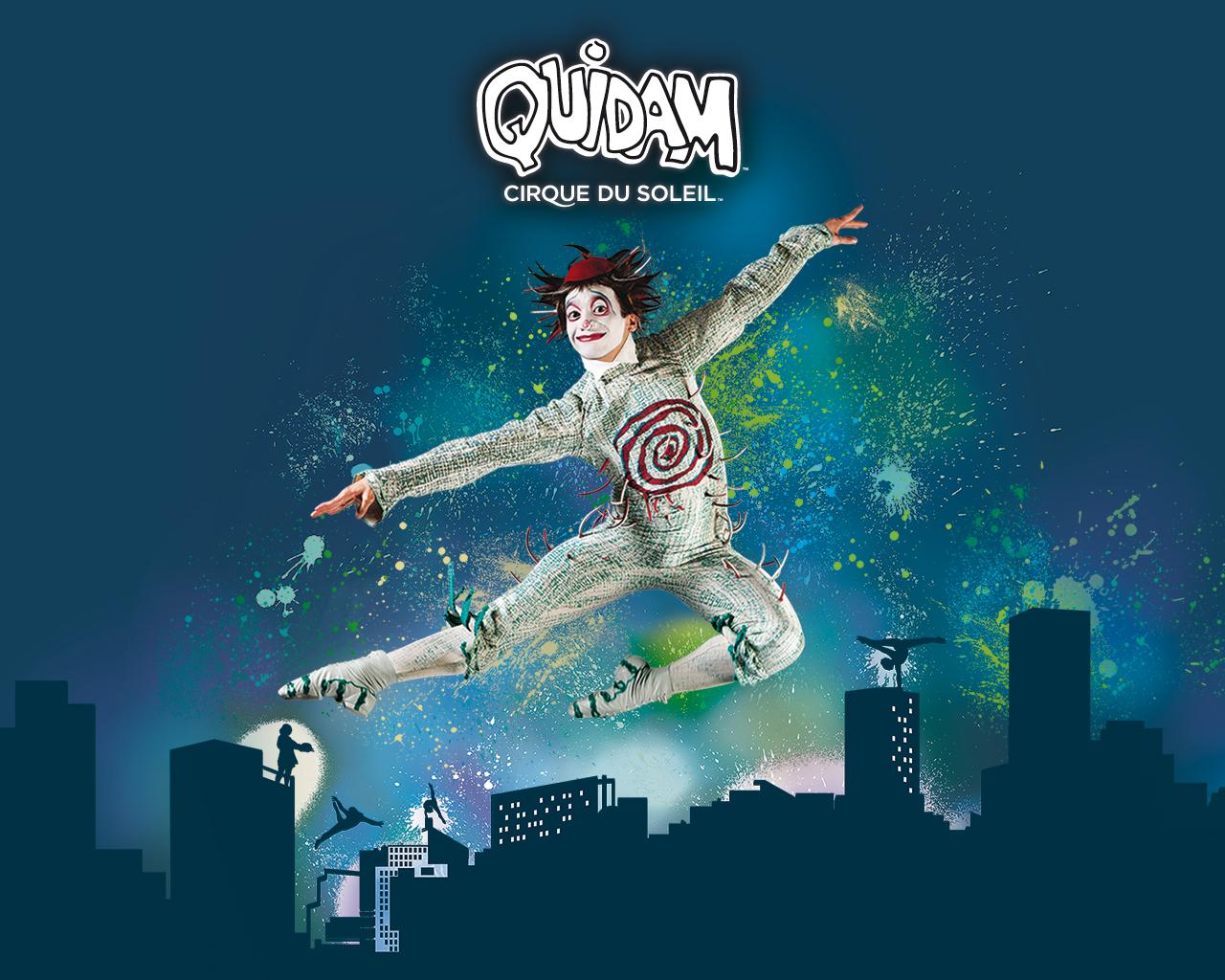 Cirque Du Soleil - QUIDAM Hampton Coliseum