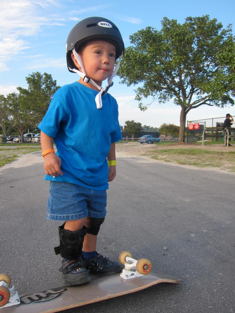 ethan skateboard
