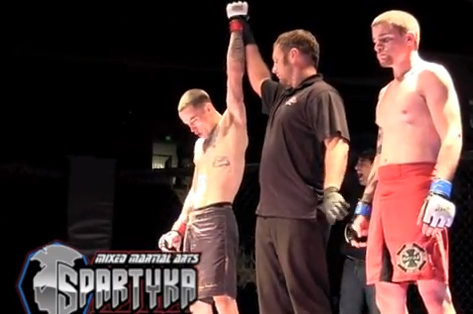 spartyka fight league vi : mizelle vs whitehead