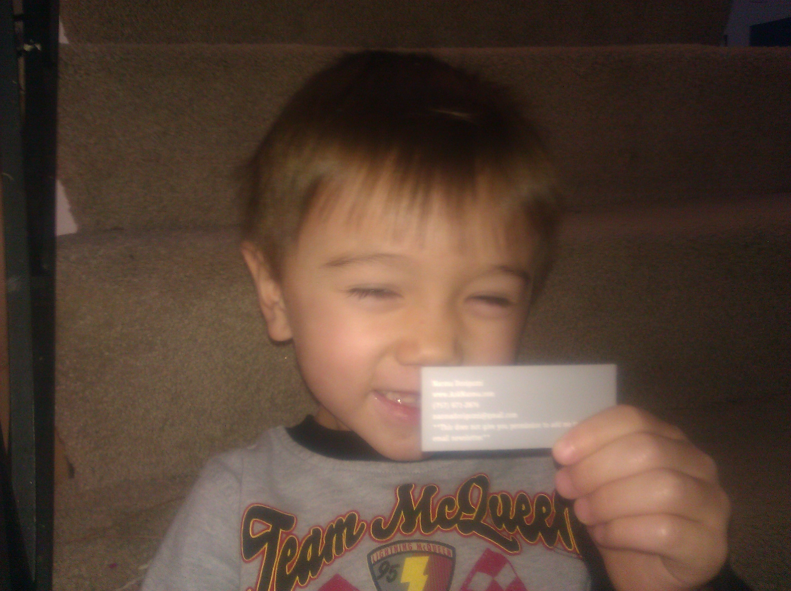 ethan business card
