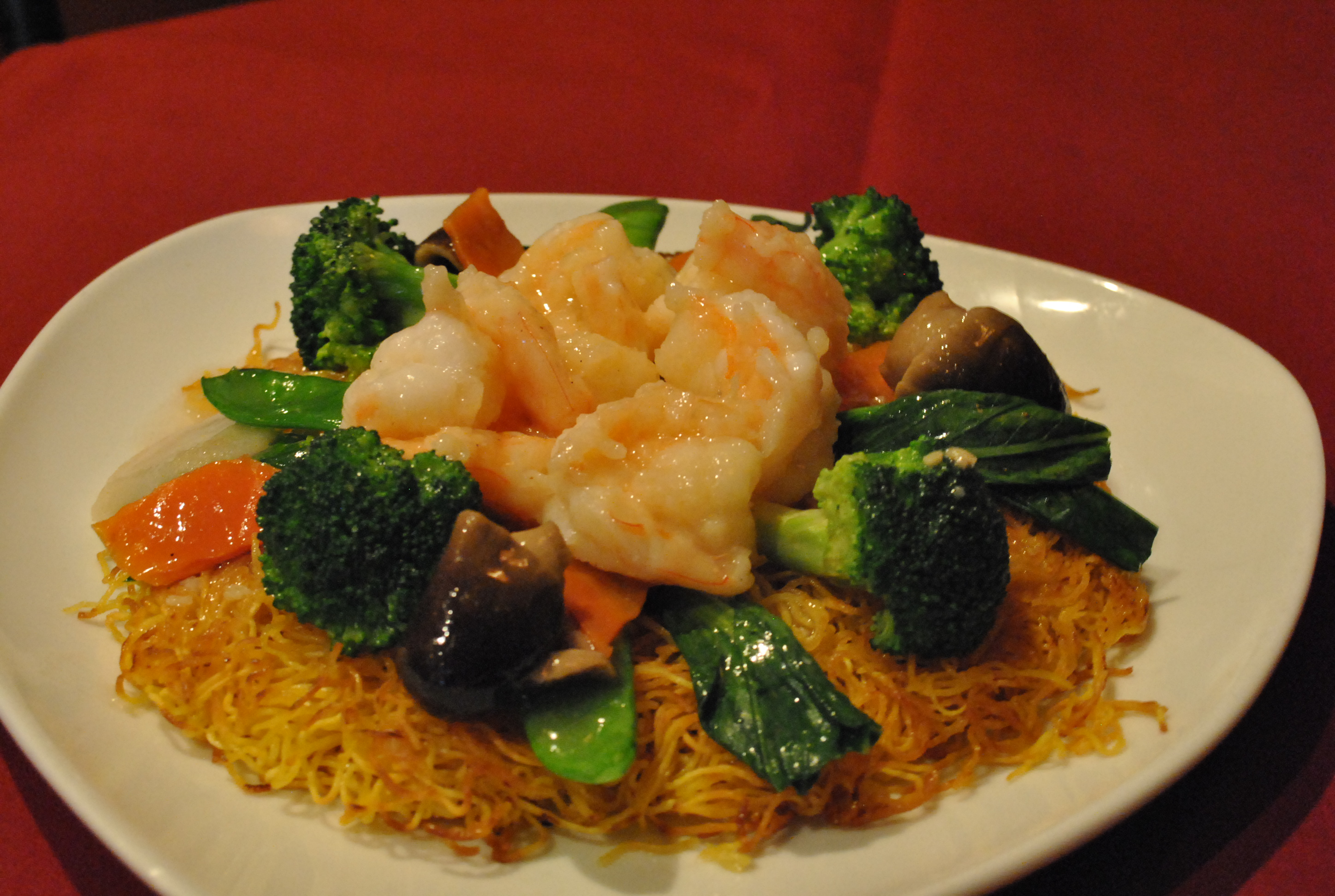 forbidden city shrimp chow mein