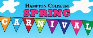 hampton coliseum spring carnival