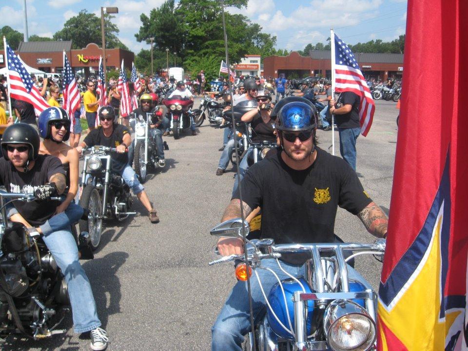 31 Heroes Extortion 17 Memorial Ride