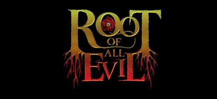 root of all evil busch gardens