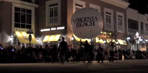 virginia beach town center parade