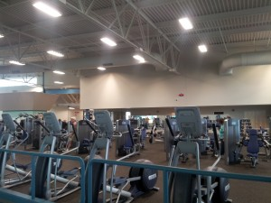 williams farm recreation center cardio