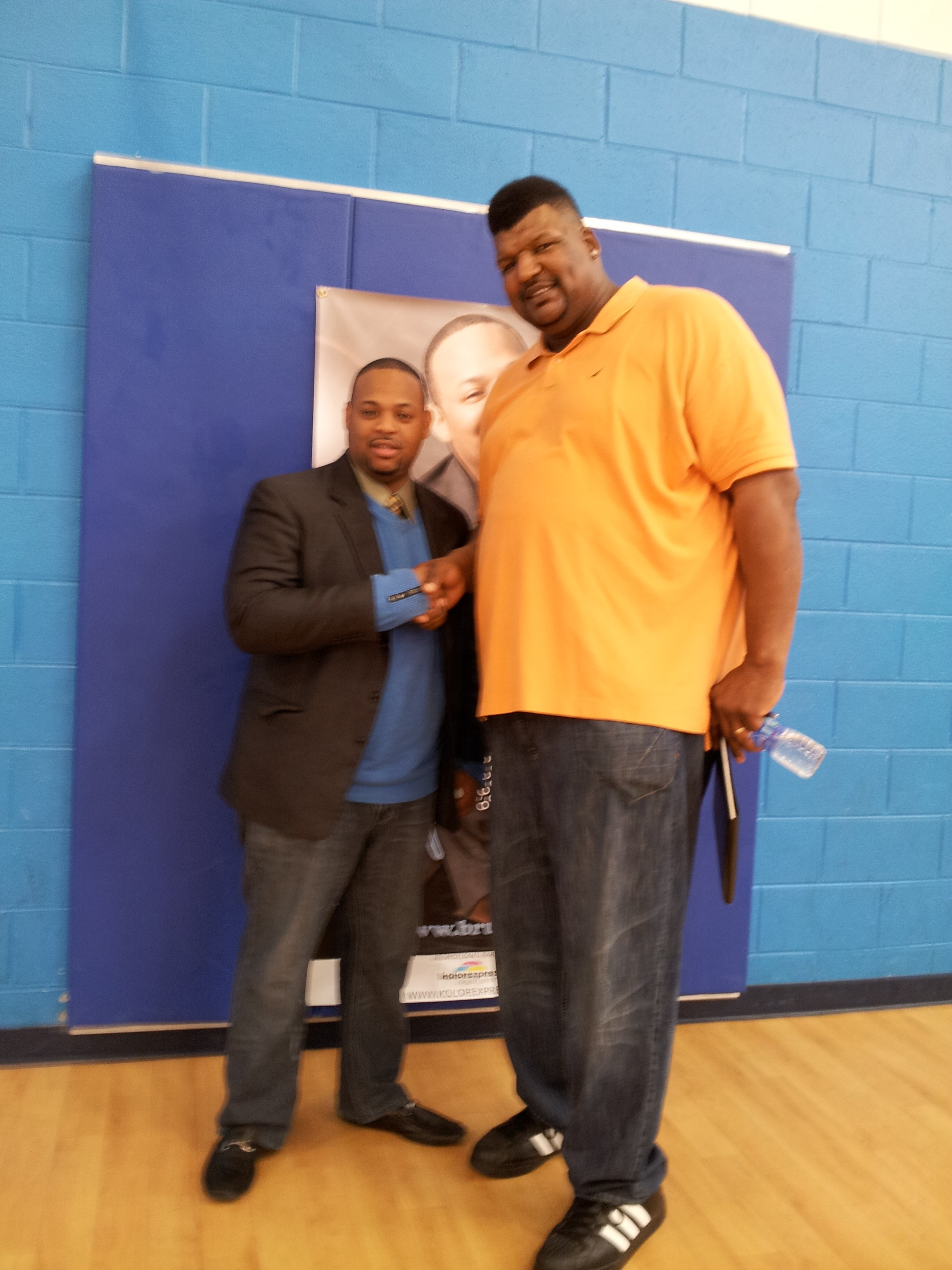 brutharay.com and luther wright