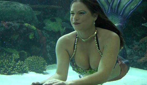 malena the mermaid