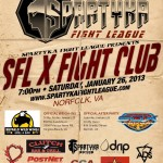 **Ticket Giveaway** Closed Spartyka Fight League X