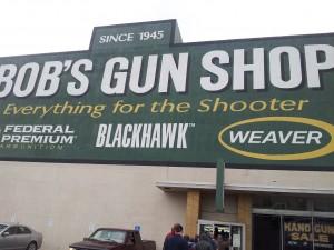 bobs gun shop
