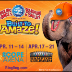 Closed **Ticket Giveaway** Ringling Bros. and Barnum & Bailey: Built ..