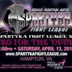 Spartyka Fight League XI : Videos