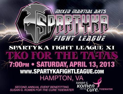 Spartyka Fight League XI : Videos