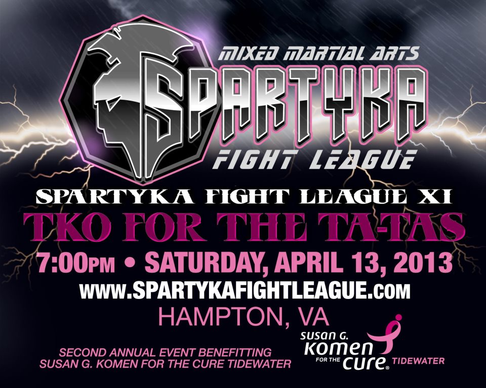 spartyka fight league xi videos