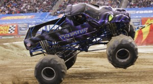 predator monster jam