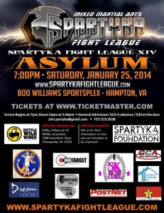 spartyak fight league asylum