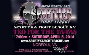 spartyka fight league