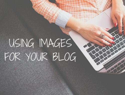 Finding the perfect image for your blog