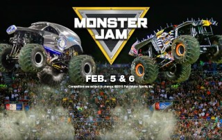 monster jam hampton coliseum