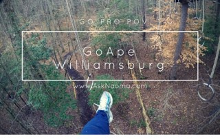 go ape williamsburg