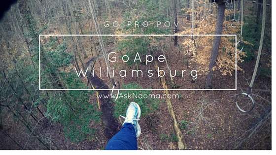2016 Opening Day – Go Ape Williamsburg
