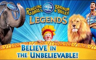 ringling brothers circus hampton coliseum