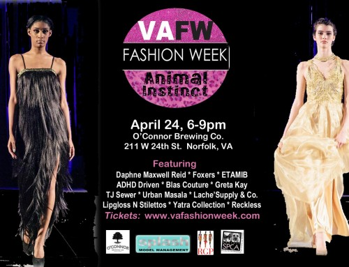 2016 Virginia Fashion Week!
