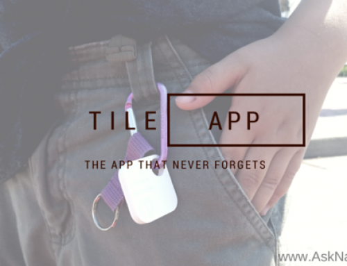 TILE App – The app that never forgets!