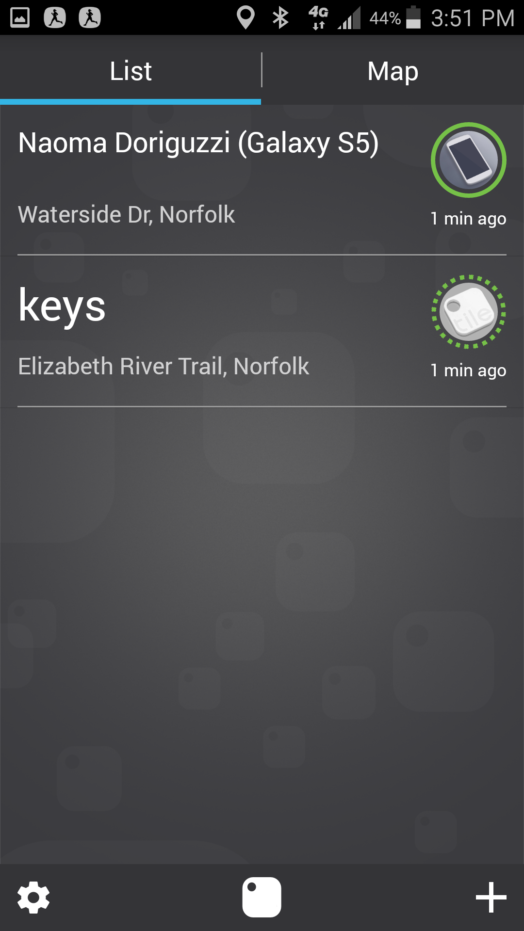 Tile App The App That Never Forgets Ask Naoma