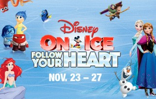 disney on ice hampton coliseum