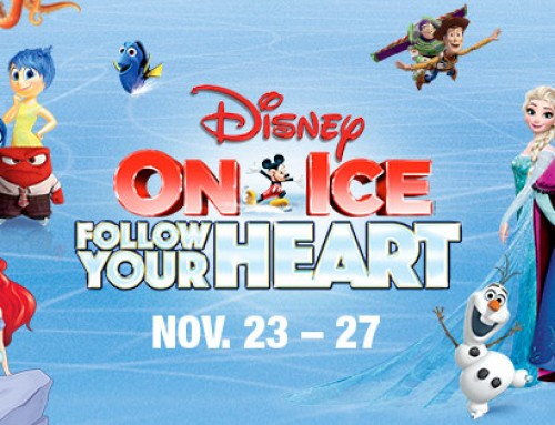 TICKET GIVEAWAY – Disney On Ice Presents Follow Your Heart