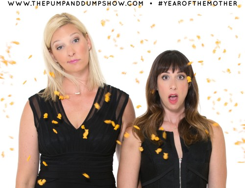 """CLOSED – Ticket Giveaway – """"The Pump and Dump: A Parentally Incorrect Comedy Show and Night Out"""