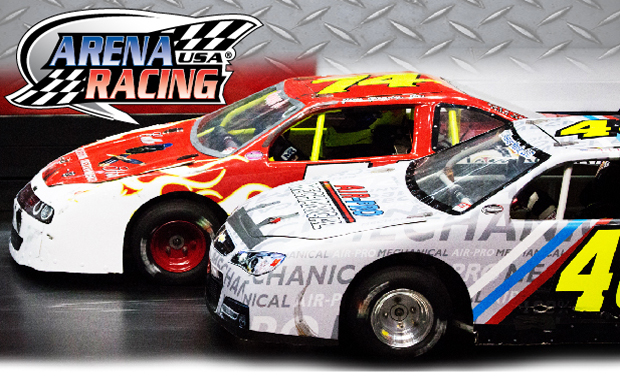 arena racing hampton coliseum