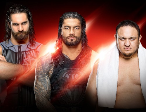 TICKET GIVEAWAY – WWE Live SummerSlam Heatwave