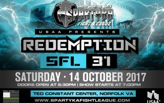 spartyka fight league 31
