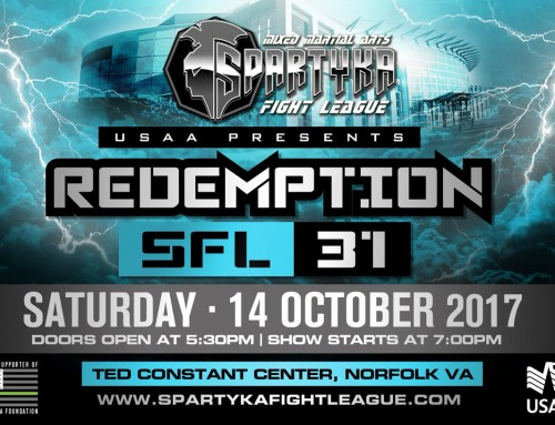 Spartyka Fight League 31:  Videos