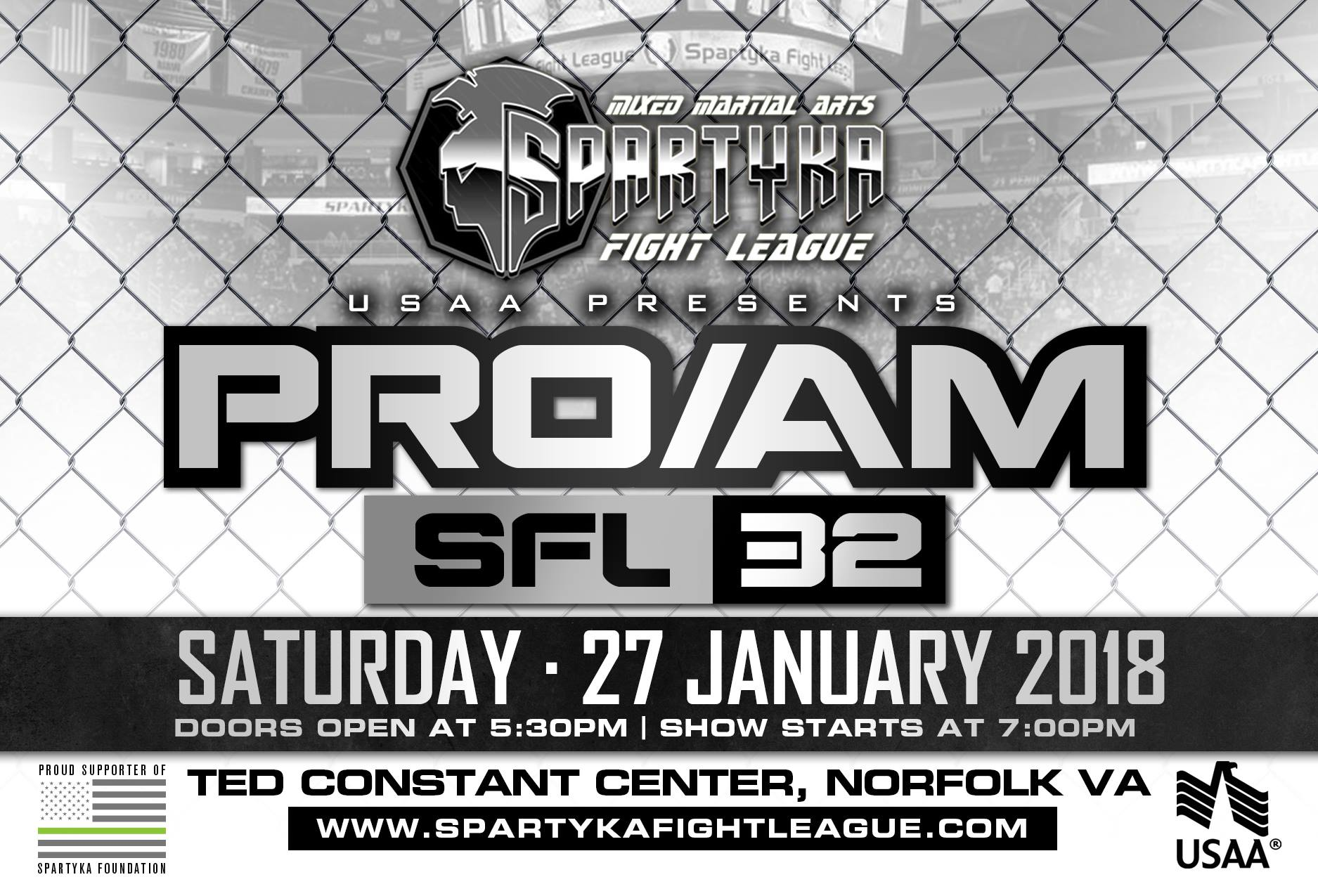 spartyka fight league 32