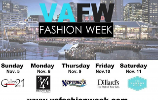2017 virignia fashion week schedule