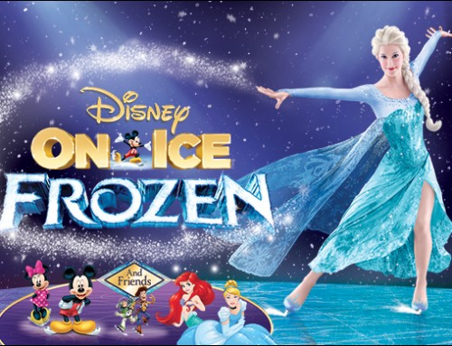 **CLOSED TICKET GIVEAWAY – Disney On Ice presents Frozen at the Hampton Coliseum